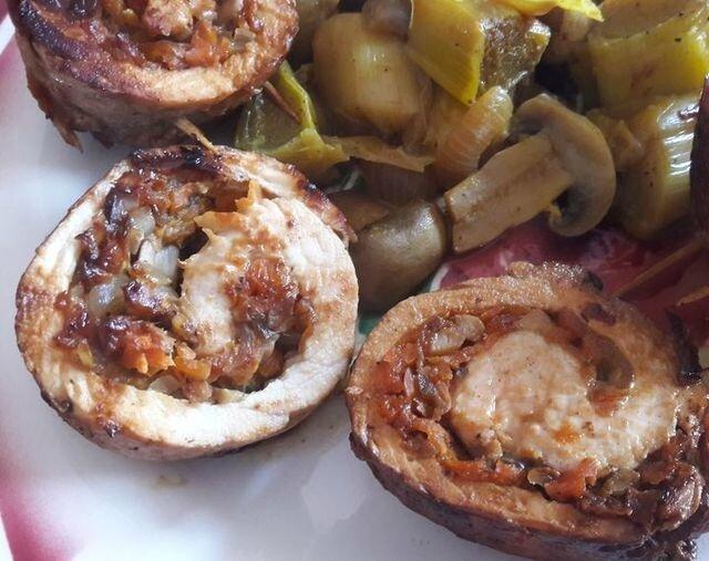 roulés de dinde aux petits légumes (1)