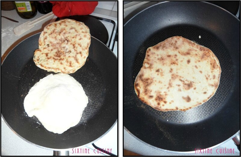 Naan poulet 2