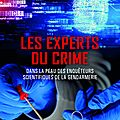 Les experts du crime, document de jean-christophe portes