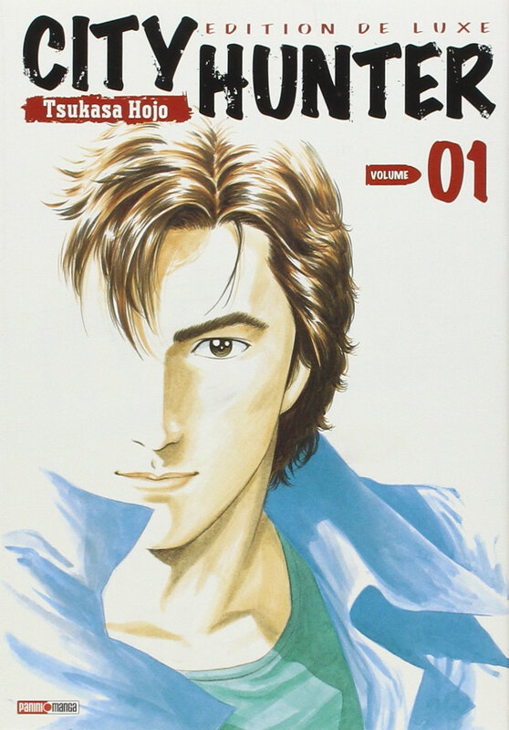 Canalblog Japon Manga City Hunter Erections Best Of Couverture Tome 1