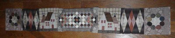 bande horizontale 1