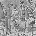 Petit écho de la mode aout 1914