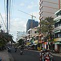 Les rues de Nha Trang