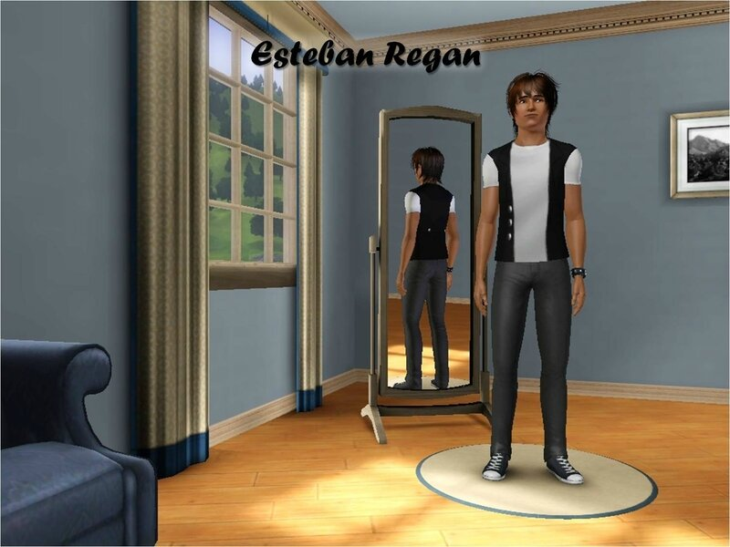Esteban Regan