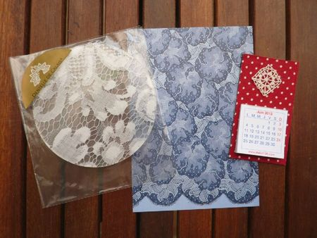 Anniv Emmanuelle 2012 - autres cadeaux