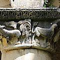 Centaure et griffon ...