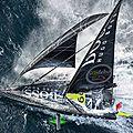 Le vendée globe - 8e édition – course 2016/2017 (mise à jour)