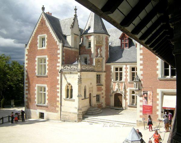Clos Luce chateau 44