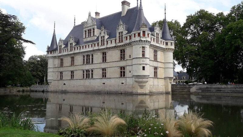 chateau d'azay le rideau (6)