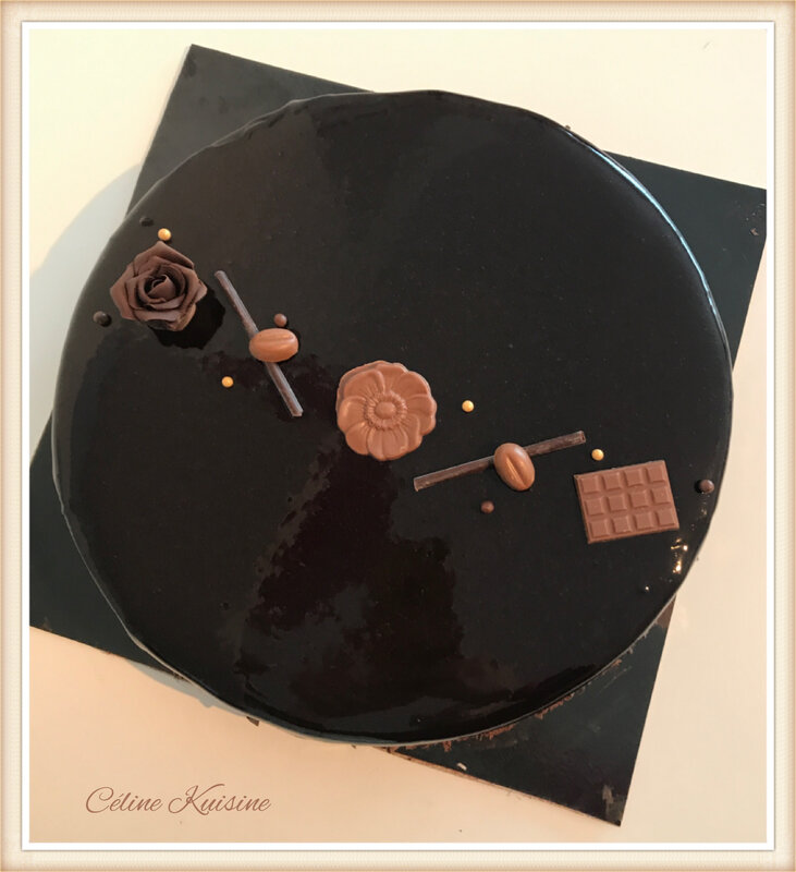 entremets 3 chocolats 3