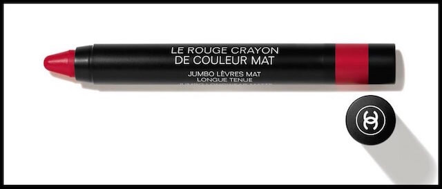 chanel rouge crayon mat 3 subversion