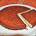 Le fiadone, un gâteau corse au brocciu…