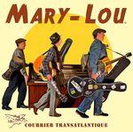 Mary-Lou Courrier transatlantique