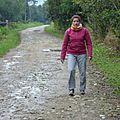 A la fin dès 4km enfin arrivé à la réserve