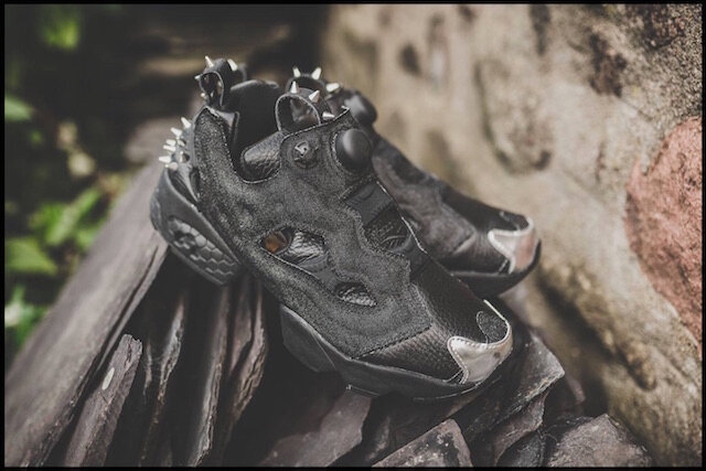 Sneakers Insta Pump Fury Reebok et Marni Le Blog de Moon
