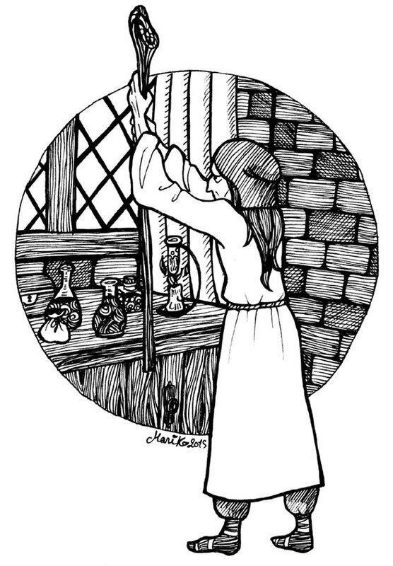 Le secret de l'alchimiste by Mariko