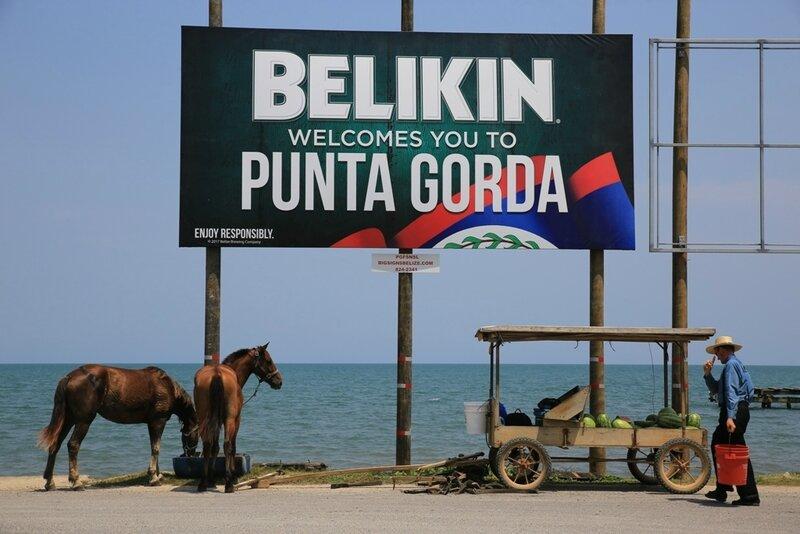 Belize, des mémonites aux extra-terrestres.