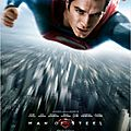 Man of steel de zack snyder