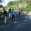 Sortie du 13 septembre 2011 les 3 ponts à st pardoux l'ortigier