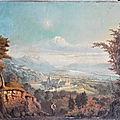 Paysage Karl Höhe av restauration (1)
