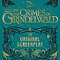 The crimes of grindelwald ❉❉❉ jk rowling