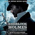 Bande originale : sherlock holmes - a game of shadows