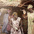 Souvenirs d'afrique : ethnies et dialectes... wolof et peul !
