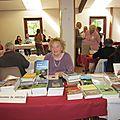 Salon du livre de beauchastel, 13 mai 2012