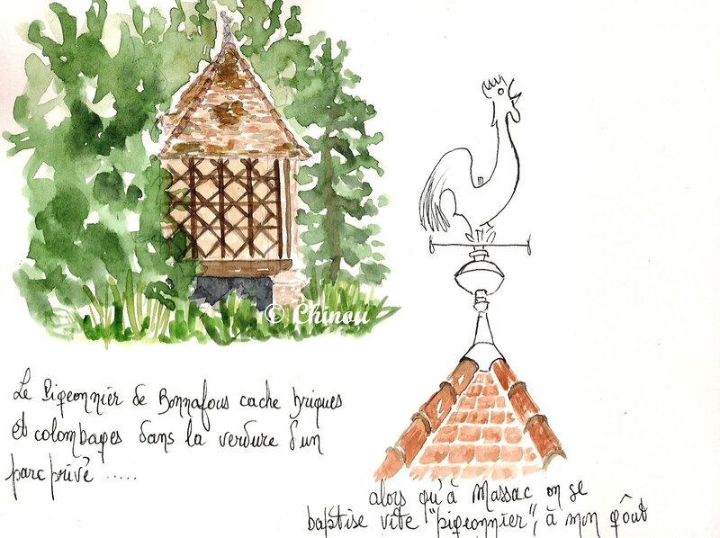 Pigeonnier de Bonnafous