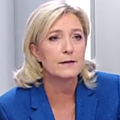 Marine le pen sur france 2 le 03/10/2016