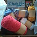 Une maille box diy