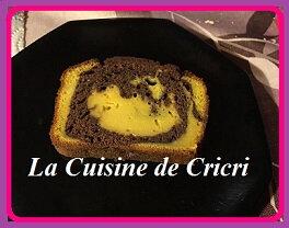 Gâteau d'halloween potiron et chocolat noir-01