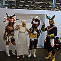 Cosplay: Lougaroc Crépuscule, Princess Serenity (Sailor Moon), Lougaroc Nocturne, All Might
