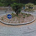 Rond-point à ecully