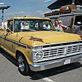 FORD F-100 Custom 2door pick-up 1973 Sinsheim (1)