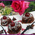 Gâteau chocolat noisette praliné