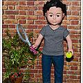 Nouveau venu : kejiro, le petit japonais poupée - newcomer: kejiro, the little japanese boy doll