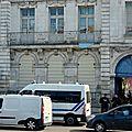 72 d - Le Collectif La Brèche expulsé de la maison Cozette.