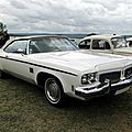 Oldsmobile delta 88 royale convertible - 1973