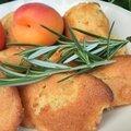 Remontée tranquille de l'aulne et madeleines abricots et romarin