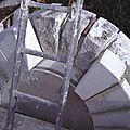 pose de l'arc intérieur