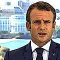 L'ardeur diplomatique d'emmanuel macron