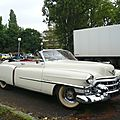 CADILLAC Series 62 2door convertible avec continental kit 1952 Strasbourg (1)