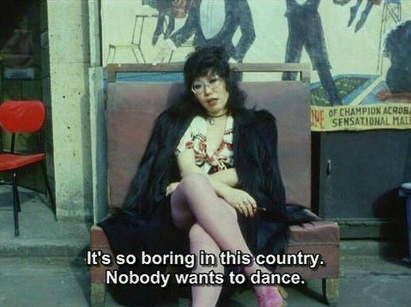 No dance