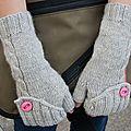 Le knitty nouveau est arrivé ! #2