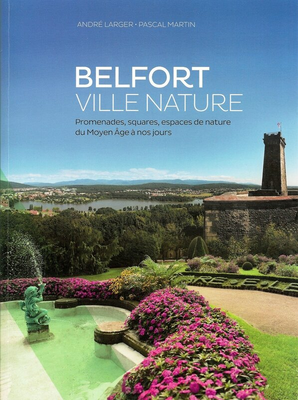 Livre Belfort Ville nature