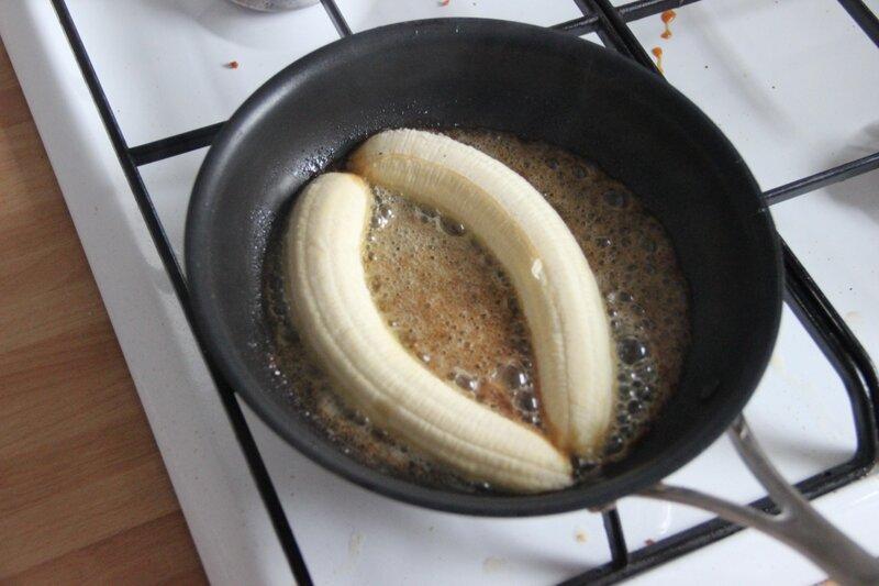 banane flambée rhum 2