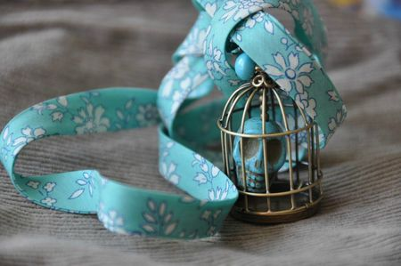 Collier liberty turquoise