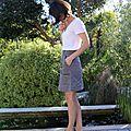 Mini capsule: la jupe charlotte de rdc