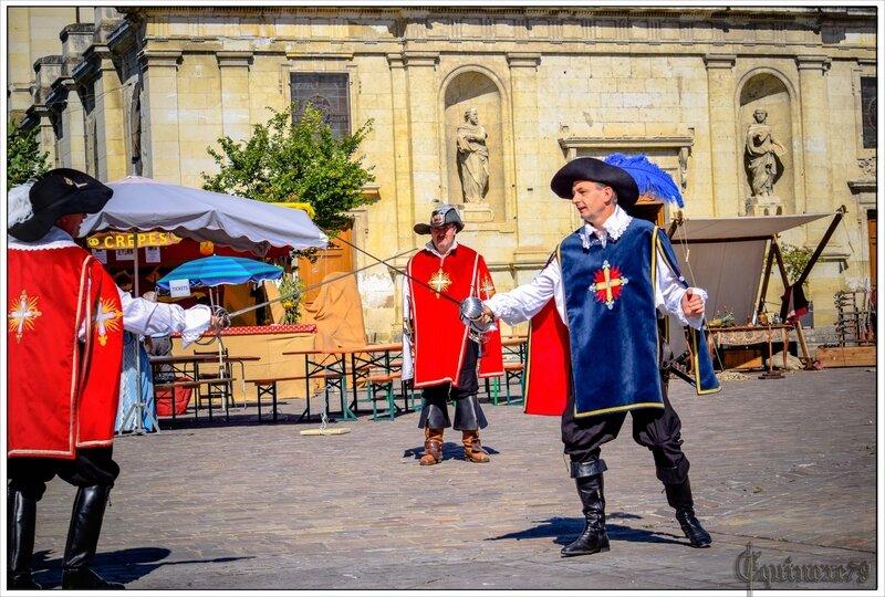 Mousquetaires du Roi – Mousquetaires de Richelieu (4)